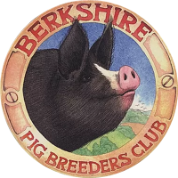 Berkshire Pig Breeders Club Logo