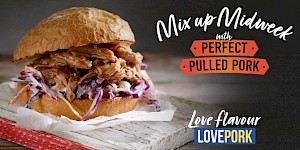 AHDB Midweek Meal campaign to resume with 'One Pot' pulled pork focus